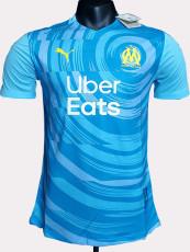 20-21 Marseille Third Player Version Soccer Jersey