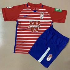 20-21 Granada Home Kids Soccer Jersey