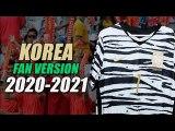 2020 Korea 1:1 Away Fans Soccer Jersey