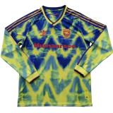 20-21 ARS Humanrace Version Long Sleeve Soccer Jersey