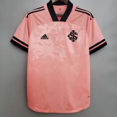 2020 Internacional 1:1 Pink Fans Soccer Jersey