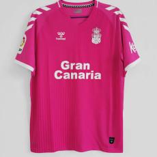 20-21 Las Palmas Pink Fans Soccer Jersey