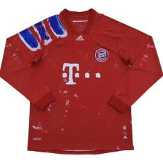 20-21 Bayern Humanrace Version Long Sleeve Soccer Jersey