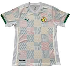 20-21 Senegal Home Player Version Soccer Jersey(球员版)
