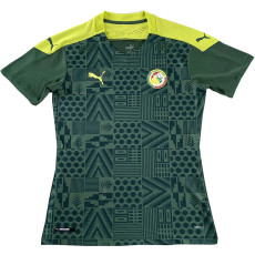 20-21 Senegal Away Player Version Soccer Jersey(球员版)