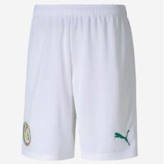 20-21 Senegal Home White Shorts pants