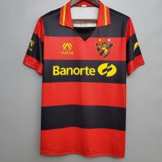1992-1993 Recife Home Retro Soccer Jersey