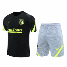 20-21 ATM Black Training Short Suit