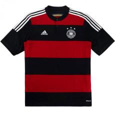 2014 Germany Away Retro Soccer Jersey