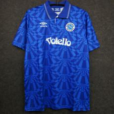 1991-1993 Napoli Home Retro Soccer Jersey