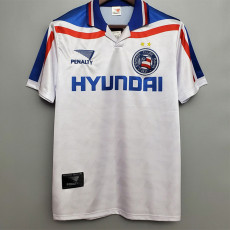 1998-1999 BaHia Home Retro Soccer Jersey