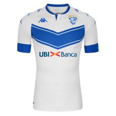 20-21 Brescia Away White Fans Soccer Jersey