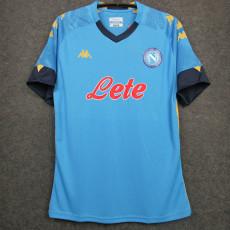 20-21 Napoli Home European Version Fans Soccer Jersey (欧洲版)