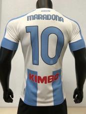 MARADONA #10  Napoli Fourth Player Version Soccer Jersey 2020/21