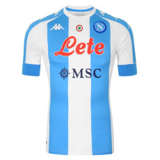 20-21 Napoli Fourth Fans Soccer Jersey