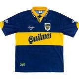 1995-1997 Boca Juniors Home Retro Soccer Jersey