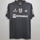 2020-21 Universidad De Chile Commemorative Edition Black Soccer Jersey