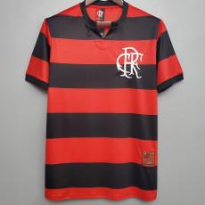 1978-1979 Flamengo Home Retro Soccer Jersey