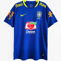 20-21 Brazil Blue Training shirts