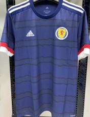 2021 Scotland Home 1:1 Fans Soccer Jersey