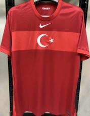 2021 Turkey 1:1 Home Fans Soccer Jersey