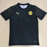 20-21 Dortmund BALR Black Soccer Jersey