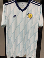 2020 Scotland 1:1 AWay Fans Soccer Jersey