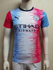 20-21 Man City Concept Player Version Soccer Jersey