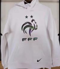 2021 France Original Quality White Hoody