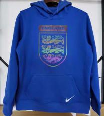 2021 England Original Quality Blue Hoody