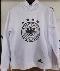 2021 Germany Original Quality White Hoody