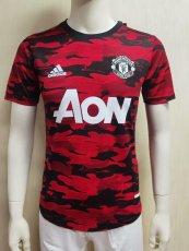2021 Man Utd Player Version Training Shirts