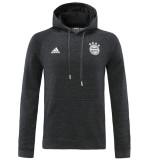 2021 Bayern Original Quality Grey Hoody