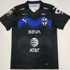 20-21 Monterrey Third Black Fans Soccer Jersey