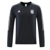 2021 Bayern Original Quality Grey Sweater