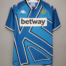 20-21 Real Betis Third Fans Soccer Jersey