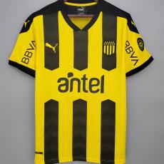 2021 Atletico Penarol Home Fans Soccer Jersey 佩纳罗尔