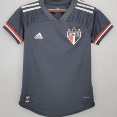 2020 Sao Paulo Black Women Soccer Jersey