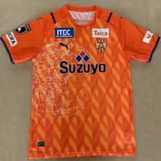 2021 Shimizu S-Pulse Home Orange Fans Soccer Jersey J1 清水心跳