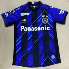2021 Gamba Osaka Home Fans Soccer Jersey J1 大板钢巴
