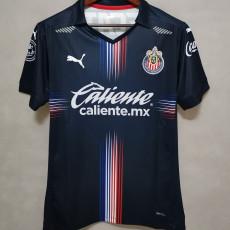 2021 Chivas Black Fans Soccer Jersey