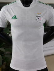20-21 Algeria  Home Player Version Soccer Jersey