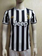 2021 JUV Home Player Version Soccer Jersey