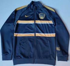 20-21 Pumas UNAM Blue Jacket  夹克单件