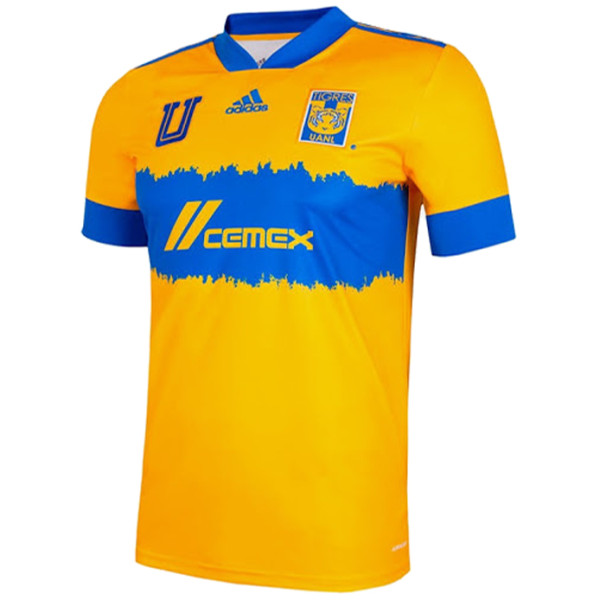 2020 Tigres UANL FIFA Club World Cup Home Fans Soccer Jersey
