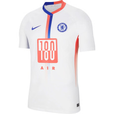 20-21 CHE Fourth 1:1 White Fans Soccer Jersey