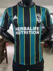 21-22 LA Galaxy Away Player Version Soccer Jersey 洛杉矶银河
