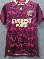 2010-2011 Lyon Away Retro Soccer Jersey