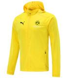 2021 Dortmund Yellow Windbreaker
