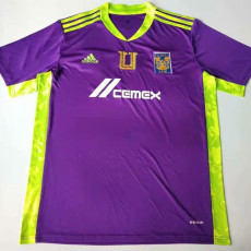 2020 Tigres UANL FIFA Club World Cup Purple Goalkeeper Soccer Jersey